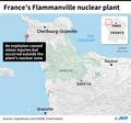 仏北部の原子力発電所で爆発、放射能汚染のリスクはなし