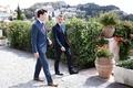加仏首脳の「ブロマンス」にネット興奮 シチリアで友情花咲く?
