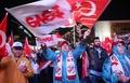 トルコ国民投票、改憲賛成派が僅差で勝利 反対派は異議