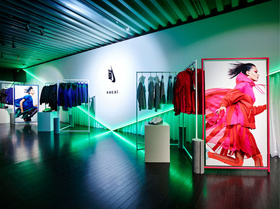 「NikeLab x sacai」発売スタート、6月には第2弾も