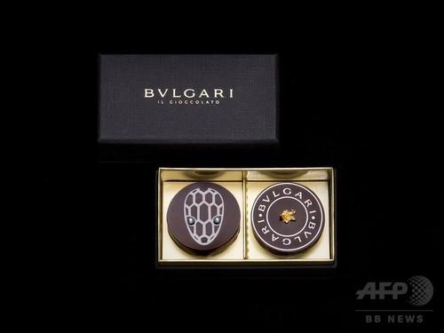 「ブルガリ イル・チョコラート」展覧会特別チョコレートを発売