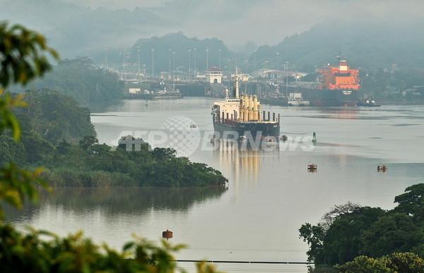 中南米の運河になだれ込む中国マネー