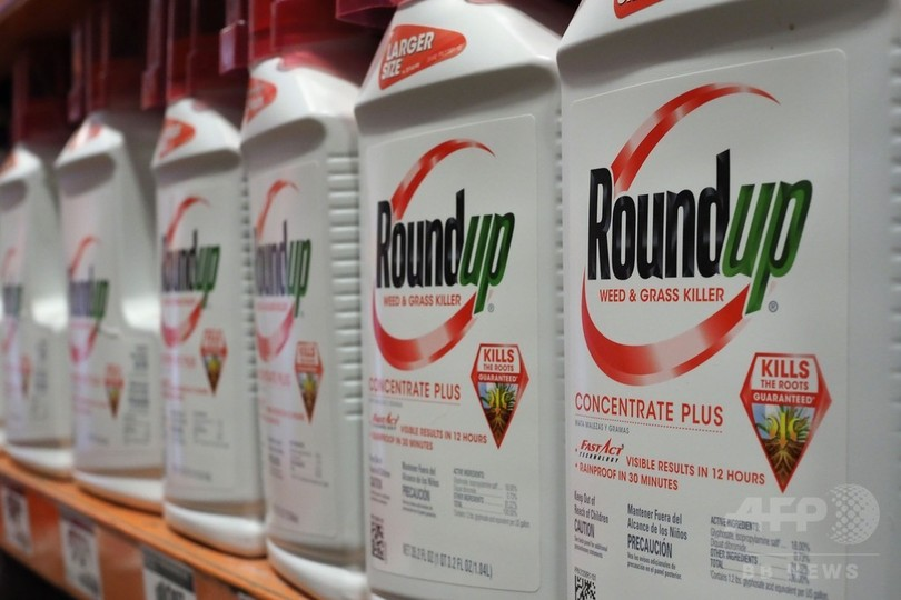 除草剤ラウンドアップの発がん性めぐる裁判、7月9日に初公判 米
