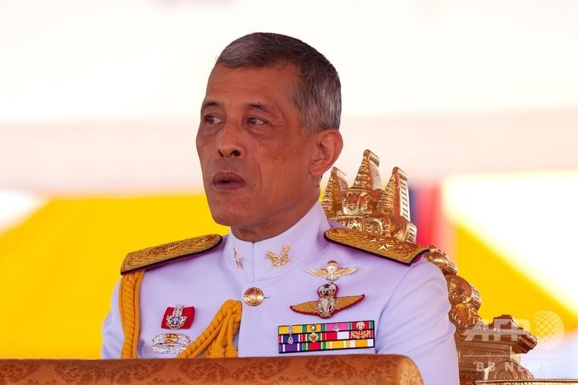 タイ王女の首相候補擁立、国王が激しく非難「極めて不適切」