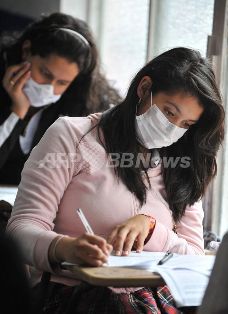 新型インフル感染者1000人超える、WHO