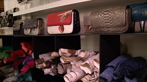 動画:「Maison Ravn」、高級レザーバッグを一新