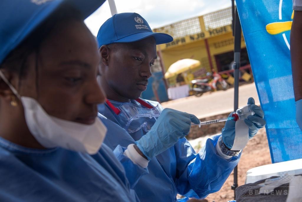 コンゴ、エボラ出血熱の終息宣言 死者33人