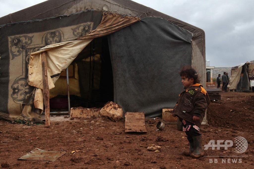 シリア政府軍、反体制派23人殺害 非武装地帯予定地域で最多