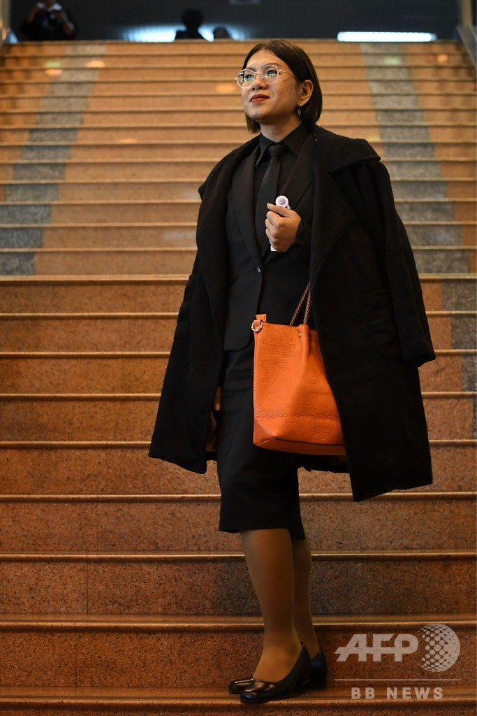 「お飾りじゃない」 根強い差別に挑戦する初のトランスジェンダー議員 タイ