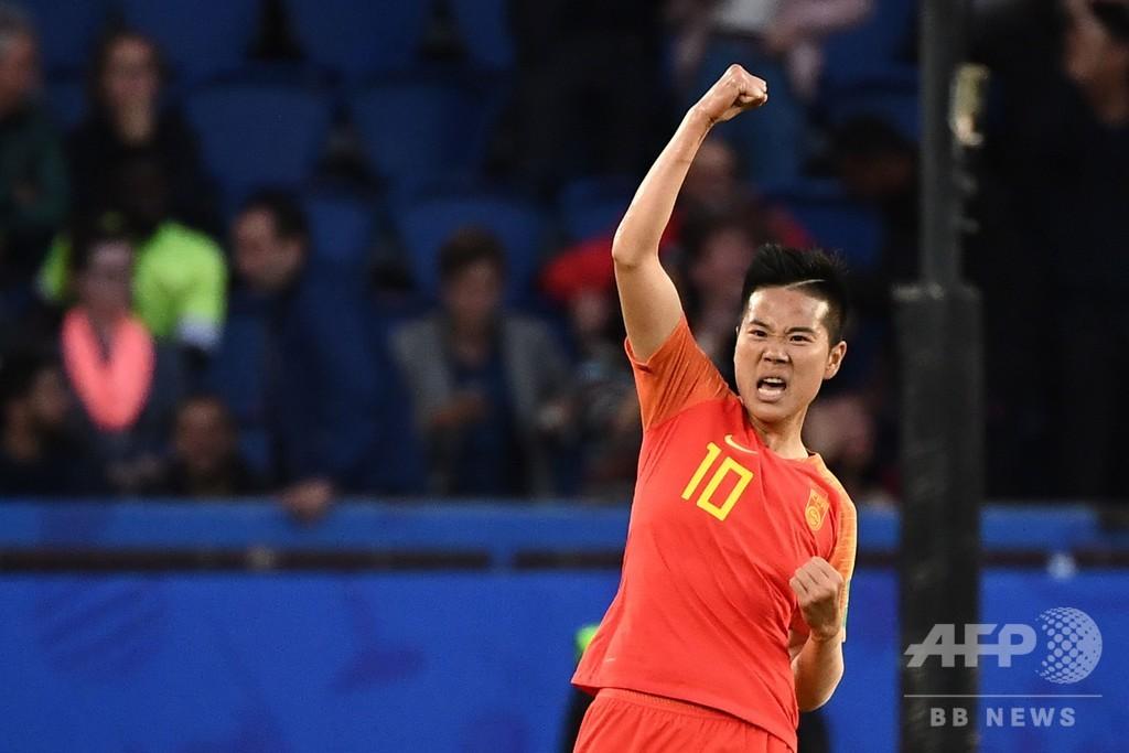 中国が南アに辛勝、独仏の16強入りが確定 女子W杯