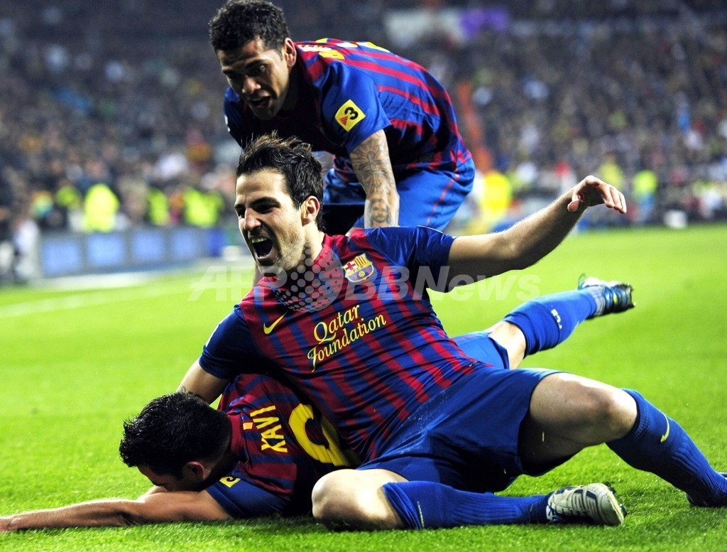 FCバルセロナ、逆転でレアル・マドリードとのエル・クラシコを制す