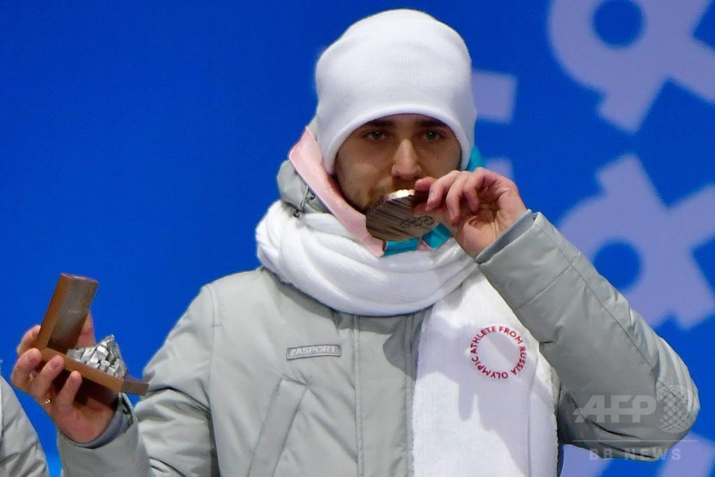 カーリングのロシア選手からメルドニウムの陽性反応、同国五輪委が発表