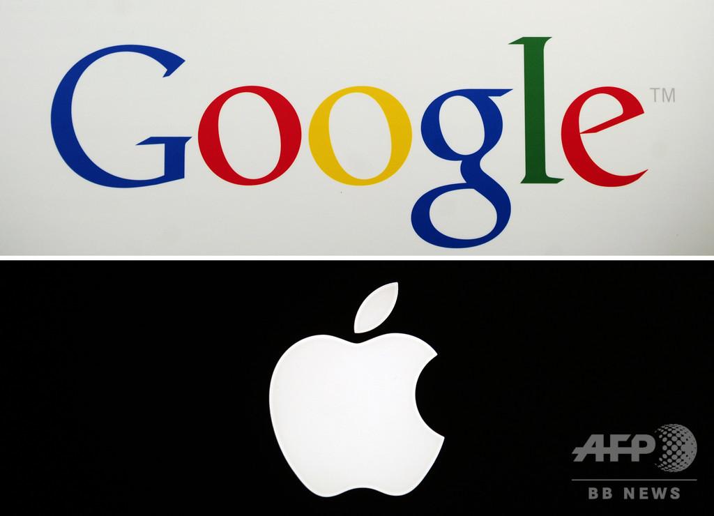 スマホで感染者の接触追跡 グーグルとアップルが共同開発