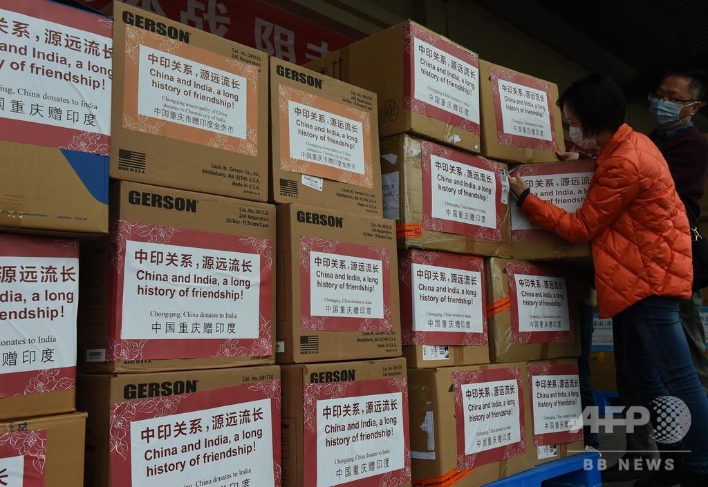 新型ウイルス関連の医療品、輸出時に新たな書類の提出義務付け 中国