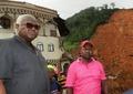 シエラレオネの洪水、600人が依然行方不明 死者数は300人超