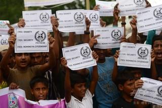ミャンマーがロヒンギャ帰還者58人拘束 国連報告