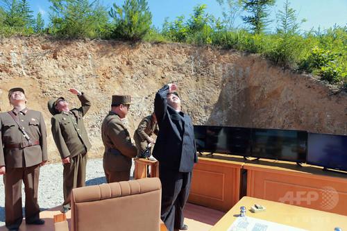北朝鮮のICBM、2年以内に米西海岸を射程に収める可能性 分析
