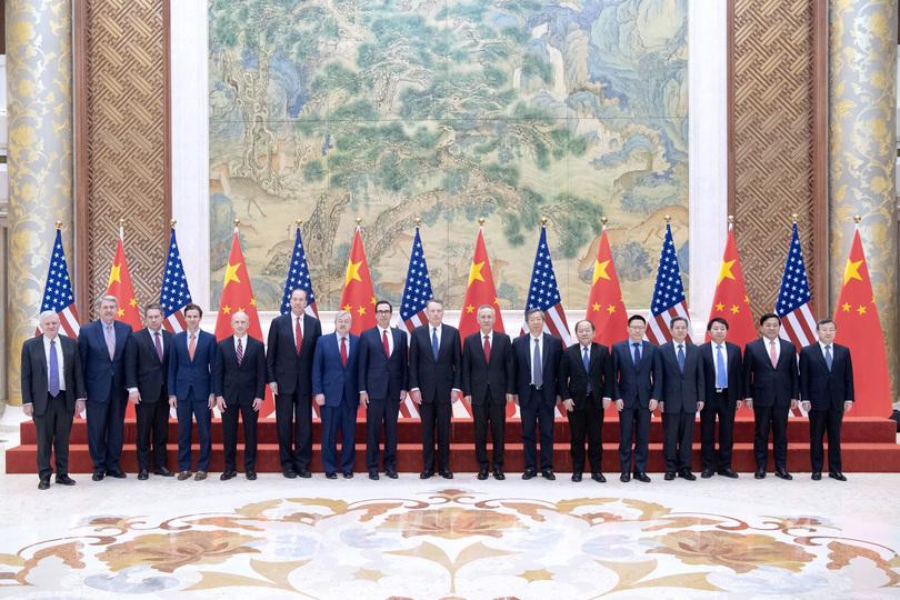 第6回中米経済貿易ハイレベル協議が終了