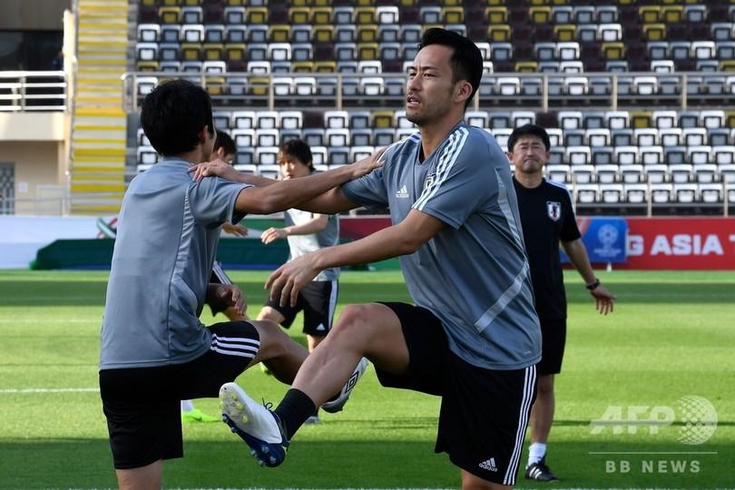 「重圧に打ち勝って成長を」、新生日本がアジア杯初戦へ 吉田が決意