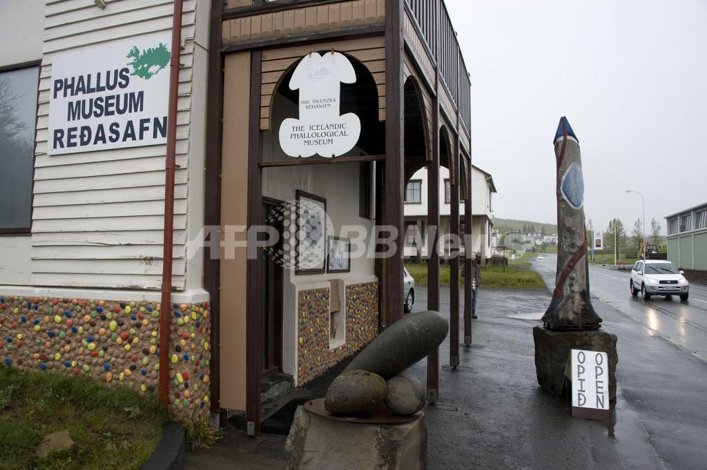 サイズがすべてだ!アイスランドの「ペニス博物館」