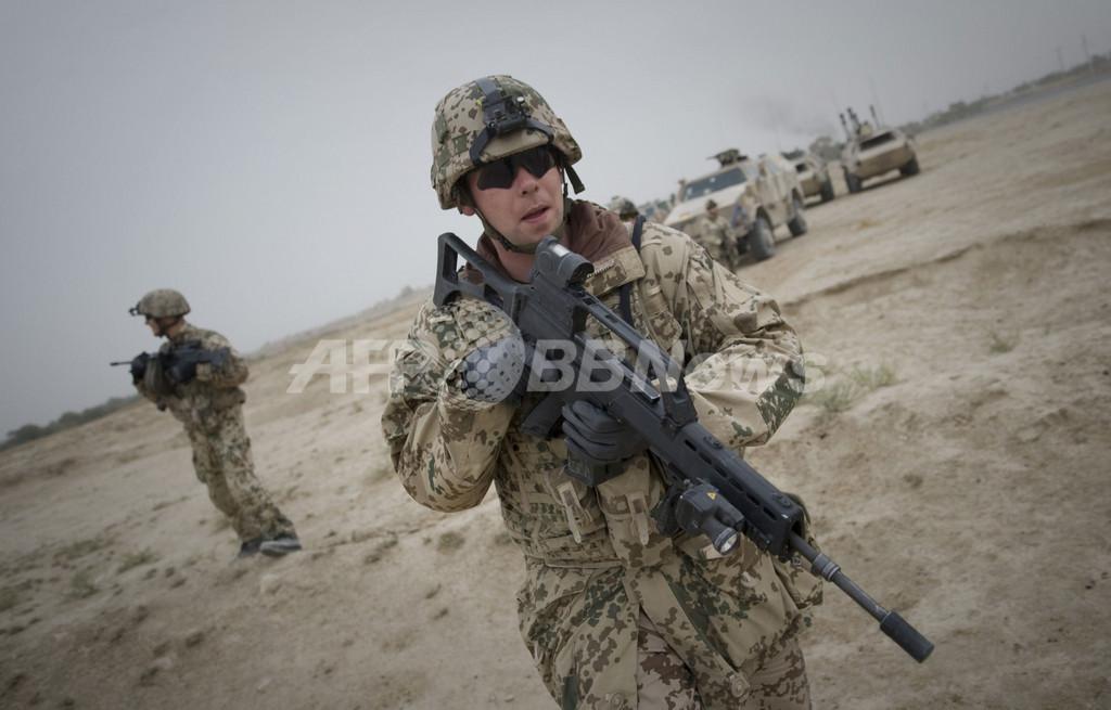 アフガンでISAF兵8人死亡、月間の米軍死者が過去最高に