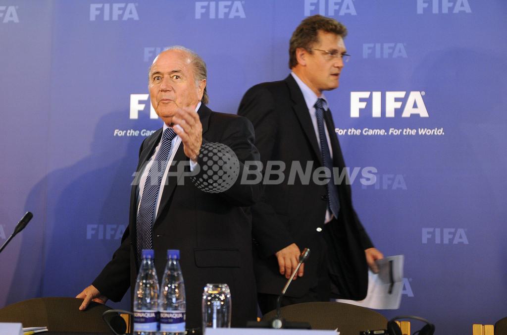 FIFA 本大会出場選手の所属クラブに補償金