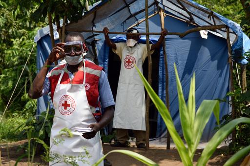 コンゴ民主共和国のエボラ死者が1600人に