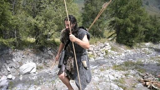 動画:イタリア・アルプスで体験、「ネアンデルタール人のサバイバル・コース」