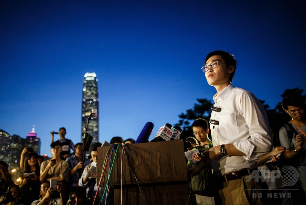 香港警察、独立派政党の活動禁止を模索 中国への返還後初