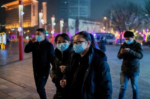 新型ウイルス、死者131人に 中国の感染者5300人超え