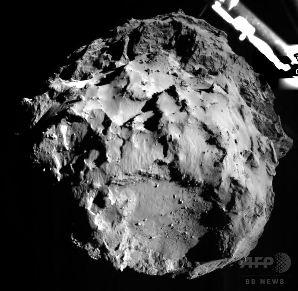 欧州の彗星探査、休眠中の実験機「フィラエ」は3月復活か
