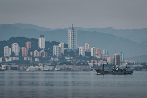 北朝鮮、拿捕したロシア漁船を2週間ぶりに解放