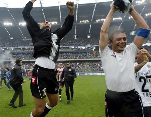 【写真特集】セリエA歴代優勝チーム、2002-03シーズン以降