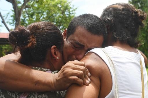 ニカラグア反政府デモ、死者212人に 仲介は難航