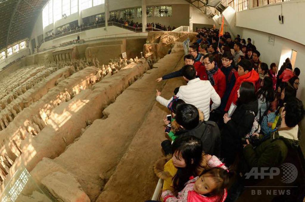 「兵馬俑」の第一人者、趙康民氏が死去 命名者で発掘・修復の草分け