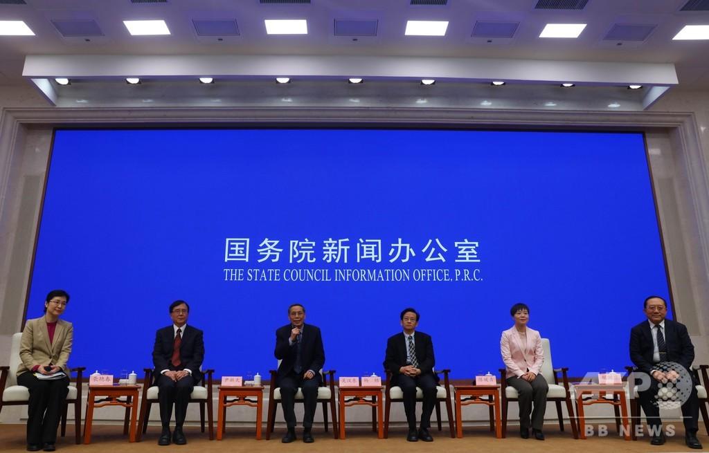 「中国は知財権保護大国」 国務院新聞弁公室