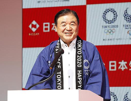 ラグビーワールドカップ2019や2020年東京オリンピックのために奔走 遠藤 利明氏インタビュー(東京オリンピック・パラリンピック競技大会組織委員会 会長代行)