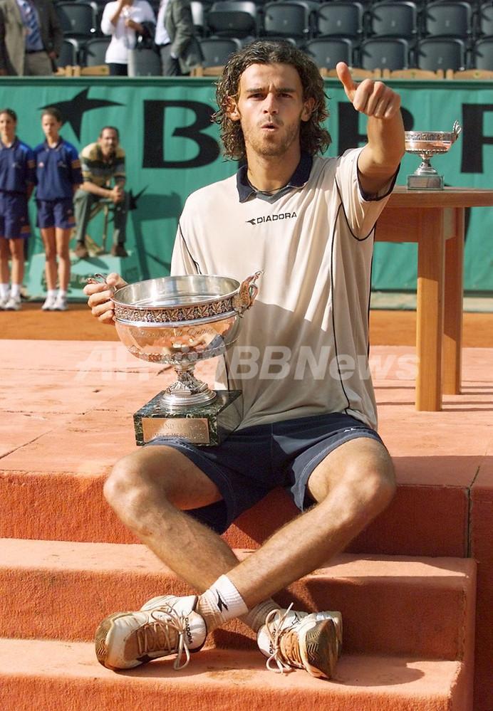 【写真特集】全仏オープンテニス、男子シングルス歴代優勝選手 2000年以降