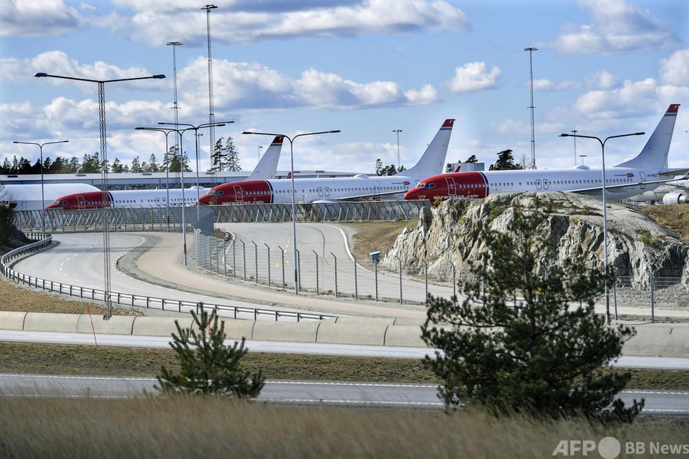 環境へ影響大の航空機は空港使用料増 新制度導入へ スウェーデン 写真1 ...