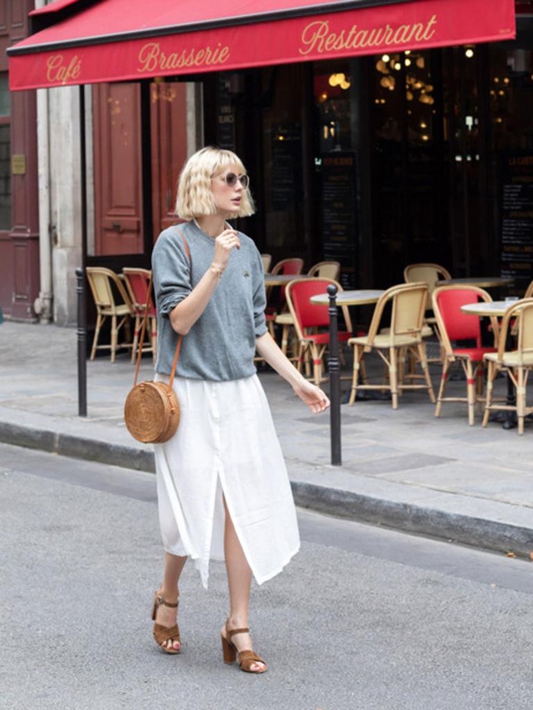 <Snap>パリジェンヌのホットなスタイルを毎日お届けします