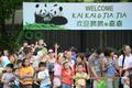 シンガポールにジャイアントパンダ2頭、中国から10年間貸与