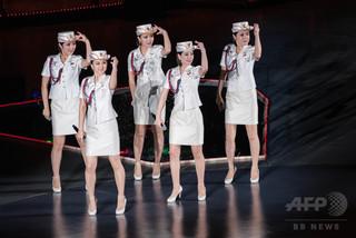 北朝鮮、平昌五輪への芸術団派遣についての協議を提案