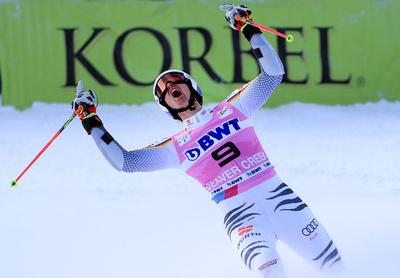 レース間に酸素吸入、独選手のW杯初優勝が幻に アルペン男子