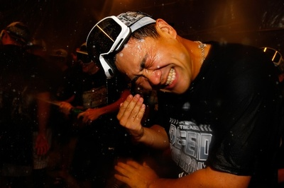 ヤンキースサヨナラ勝ち、WCでプレーオフ進出決める