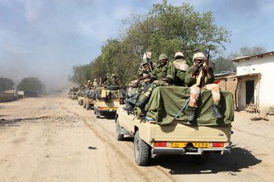 ニジェールとチャド、ボコ・ハラム掃討に向け大規模作戦を開始