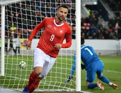 スイスがベルギーに大逆転勝利、驚きの5ゴールで欧州NL4強入り