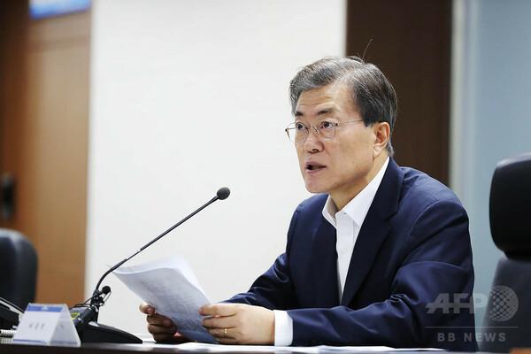 韓国検察トップ、軍事独裁政権時代の人権侵害を初めて謝罪