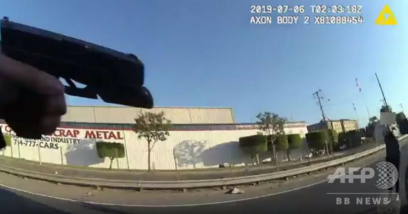 警官の発砲で死亡した米17歳少女、模造銃向けていた 警察が映像公開 ...