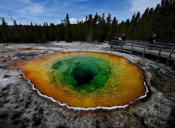 火山の「超巨大噴火」、従来説より高い頻度で発生か 研究