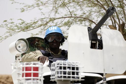マリのPKO基地にロケット弾、3人死亡 イスラム過激派関与か